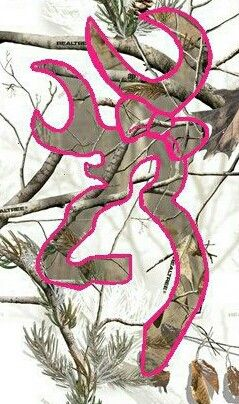 Pink Realtree Camo Wallpaper