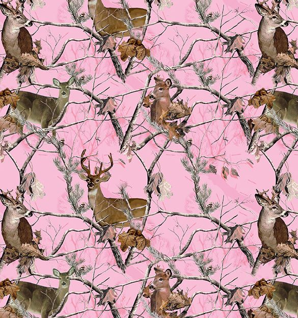 Pink Realtree Wallpaper