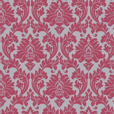 Download Pink Silver Damask Wallpaper Gallery