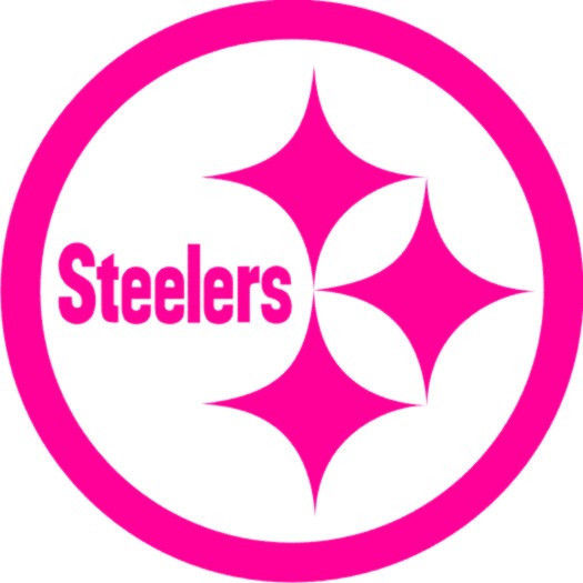 Pink Steelers Wallpaper