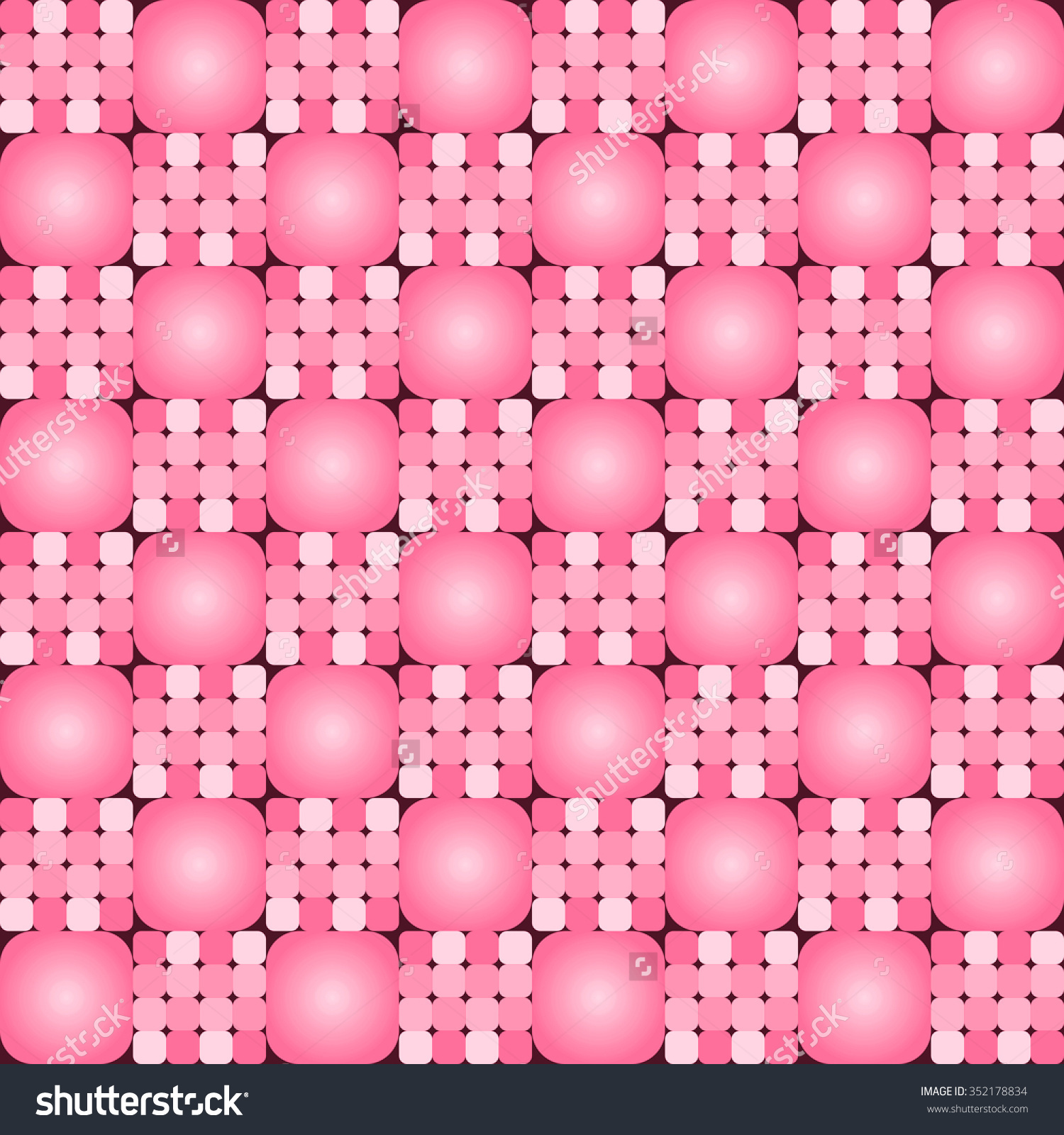 Pink Tile Wallpaper
