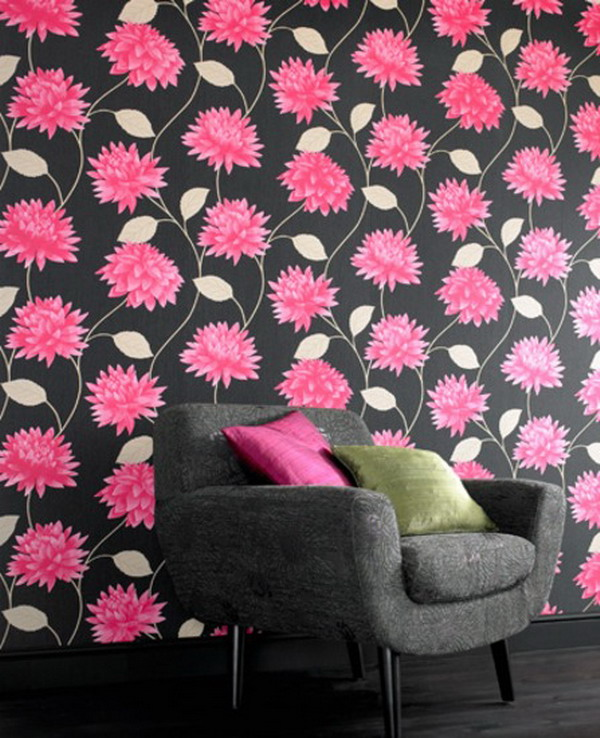 Pink Wallpaper For Walls
