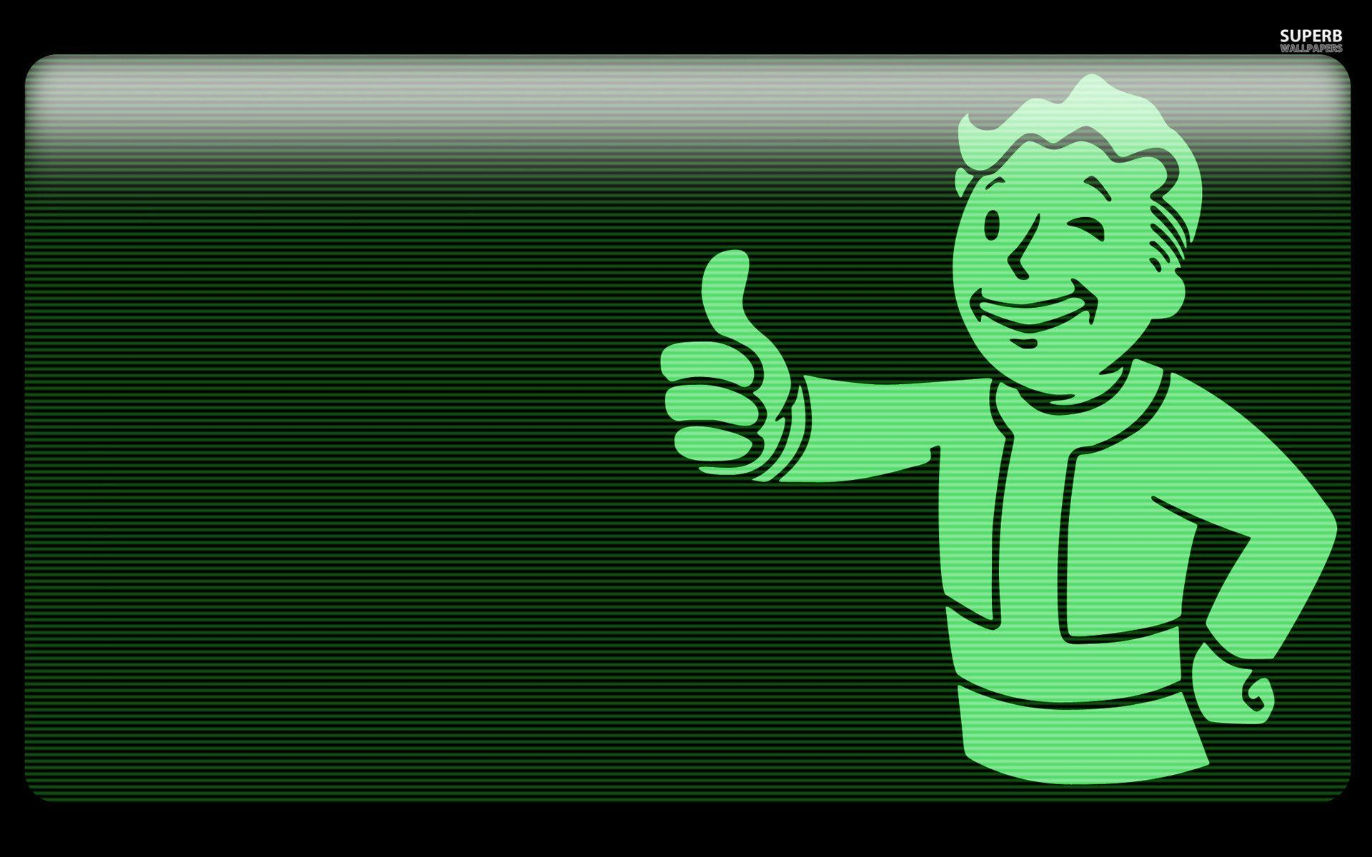 Pip Boy Wallpaper