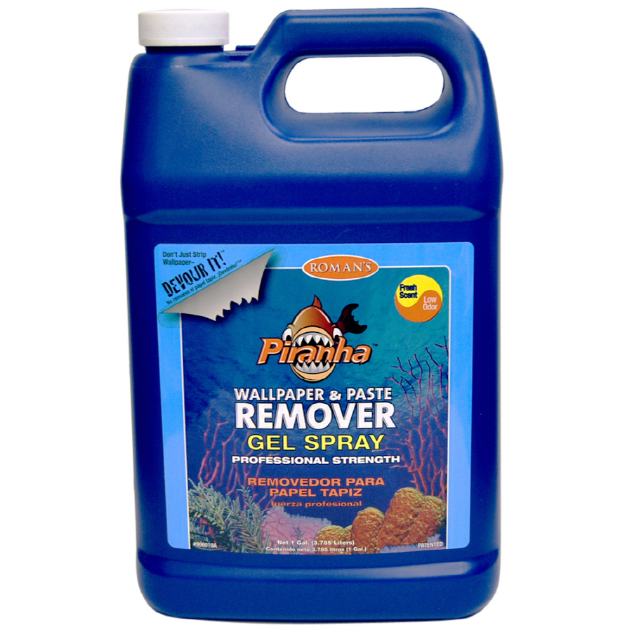 Piranha Wallpaper Remover