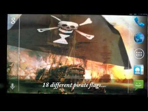 Pirate Live Wallpaper