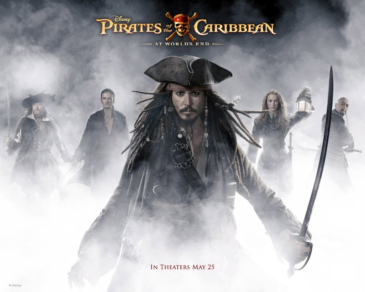 Pirates Of The Caribbean Live Wallpaper