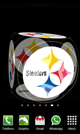 Pittsburgh Steelers Live Wallpaper