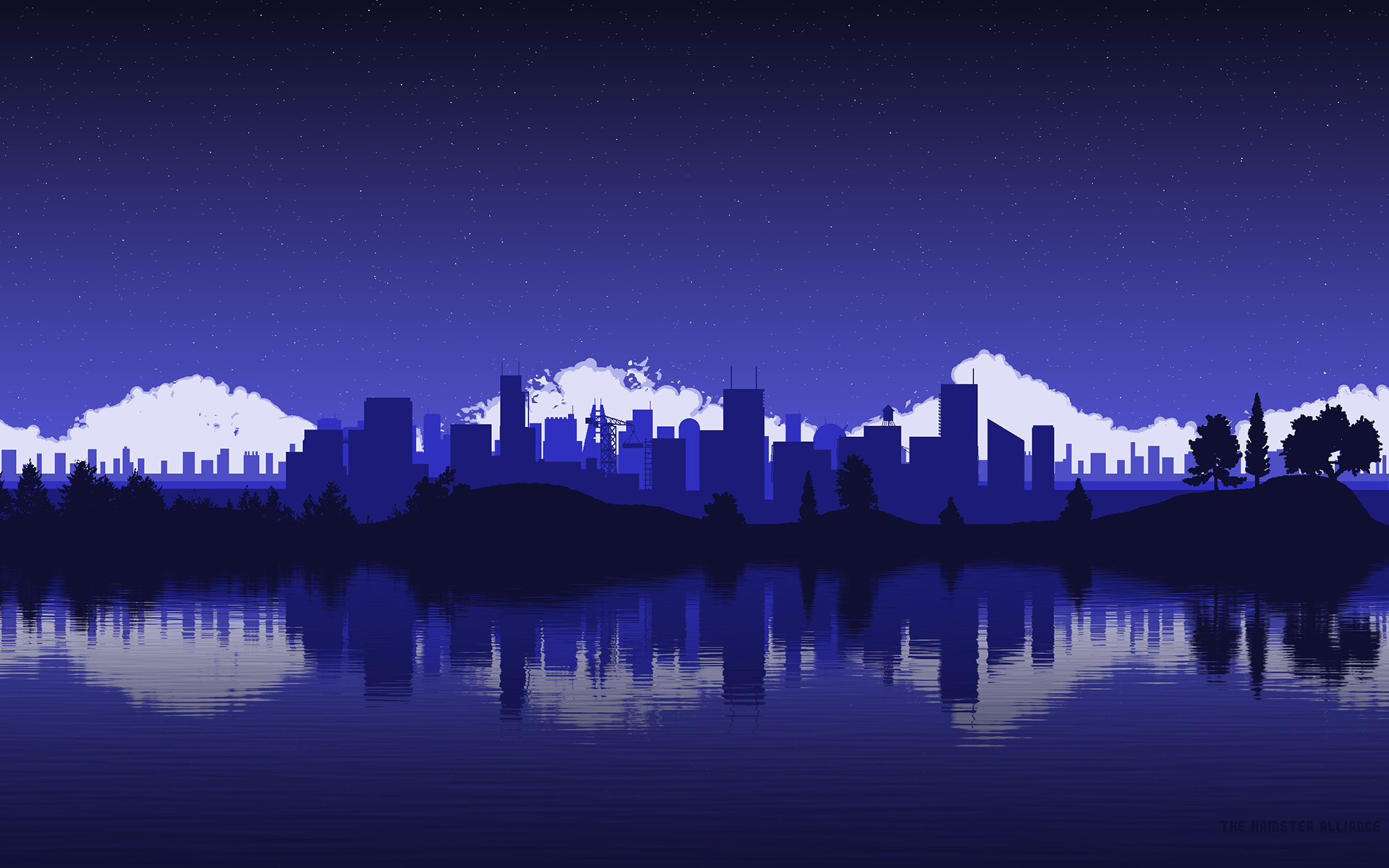 Pixel Art Wallpaper HD