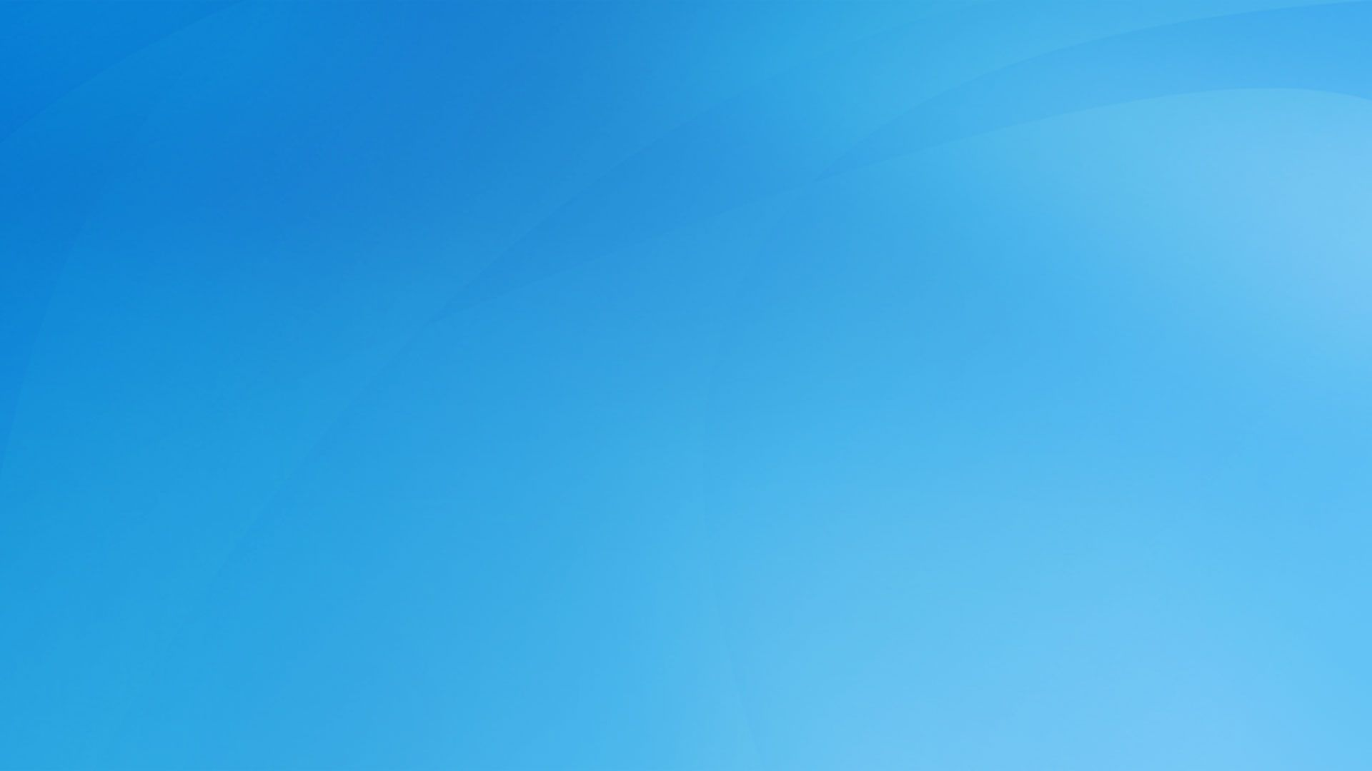 Plain Blue Wallpaper HD