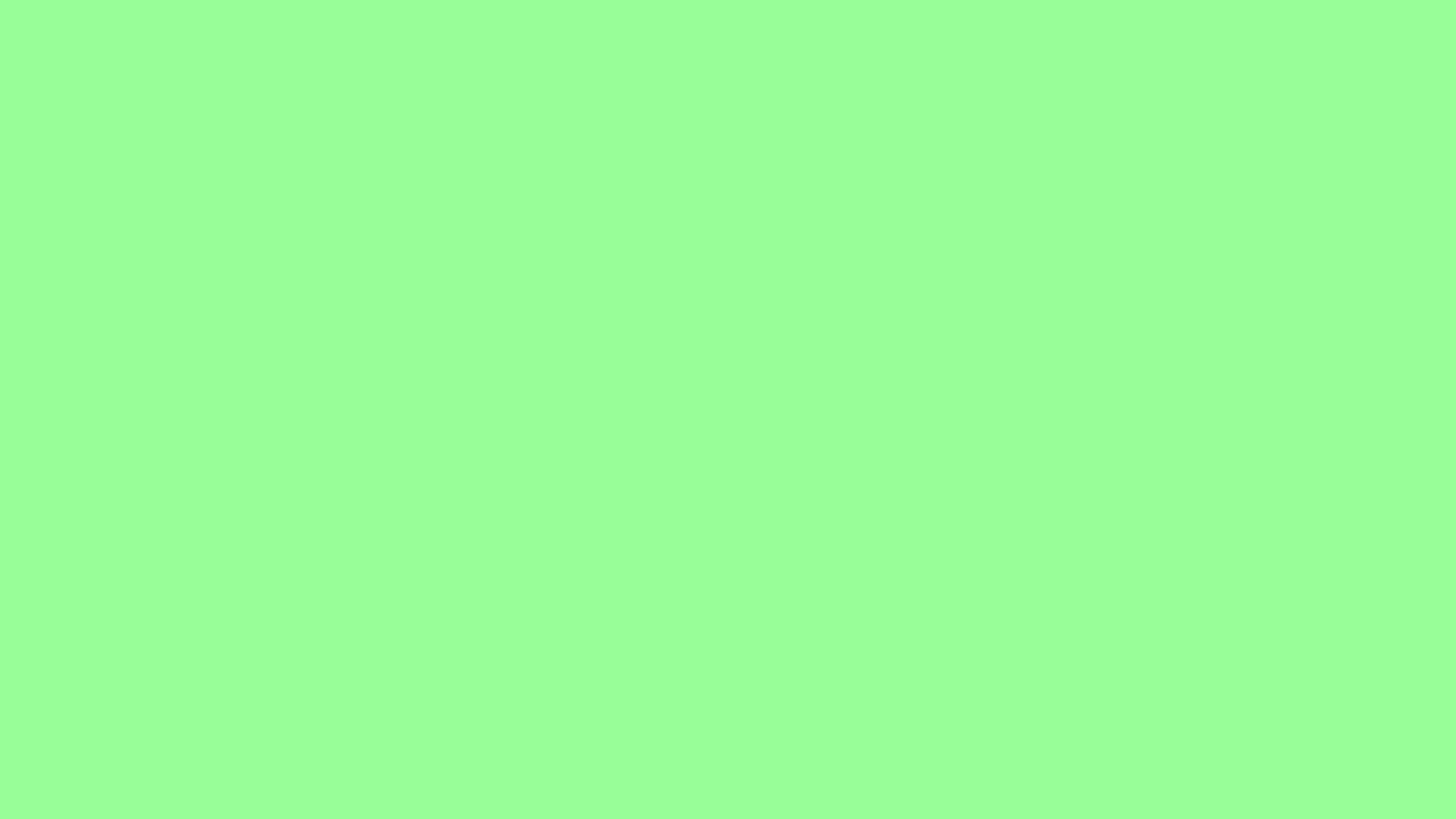 Plain Mint Green Wallpaper