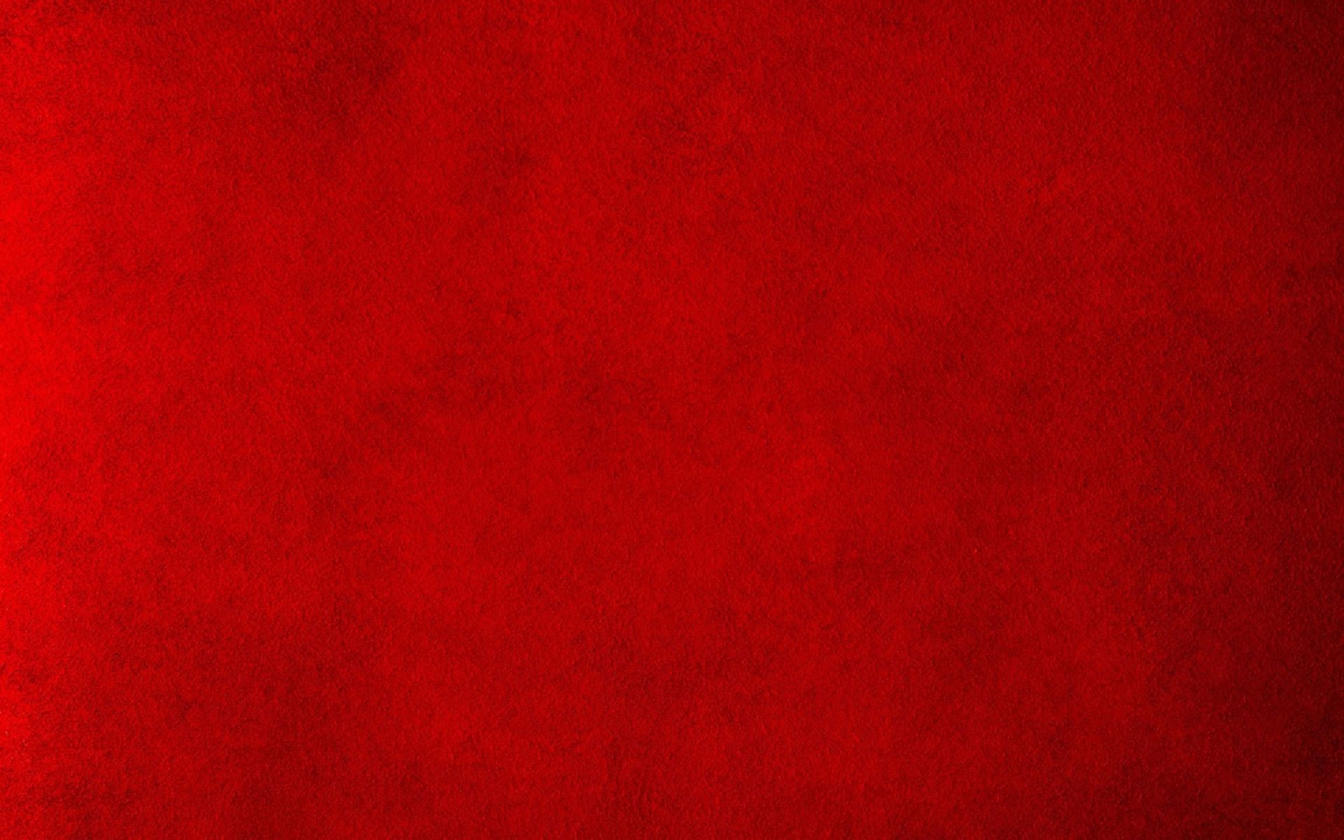 Plain Red Wallpaper HD