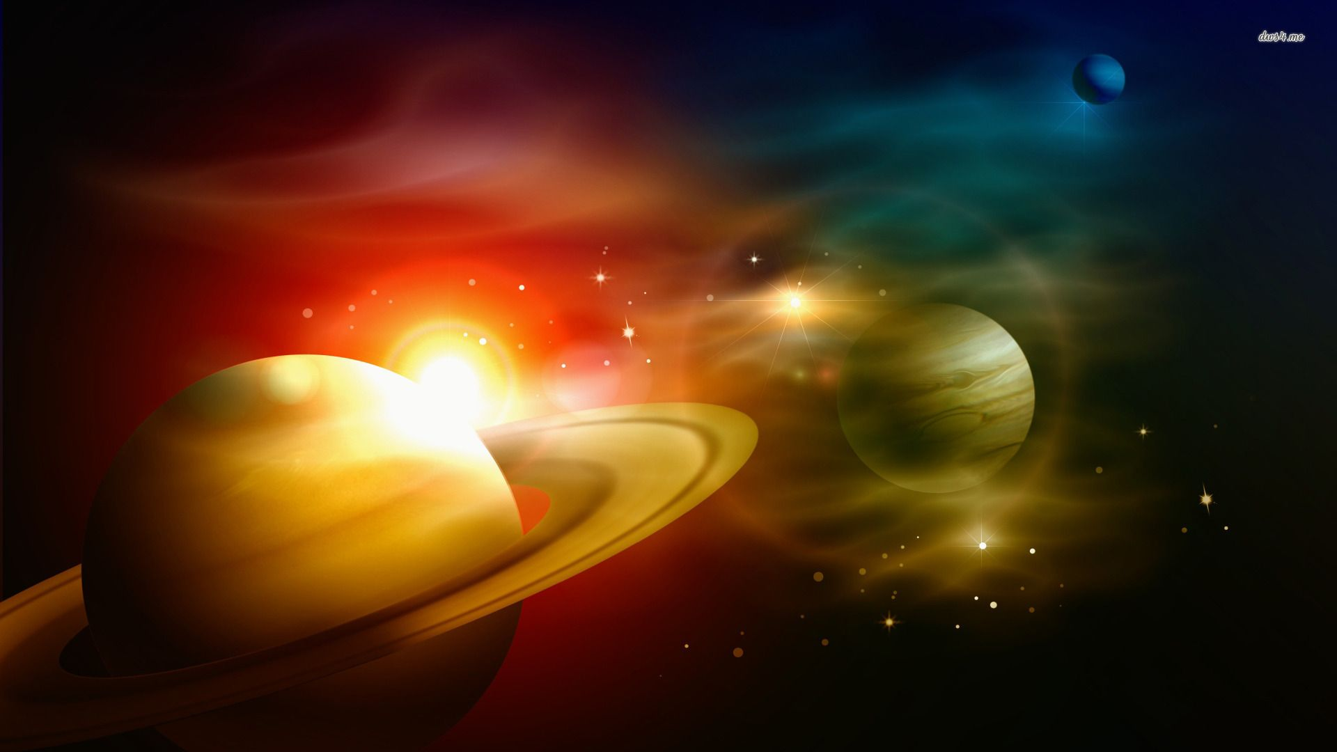 Planets Wallpapers