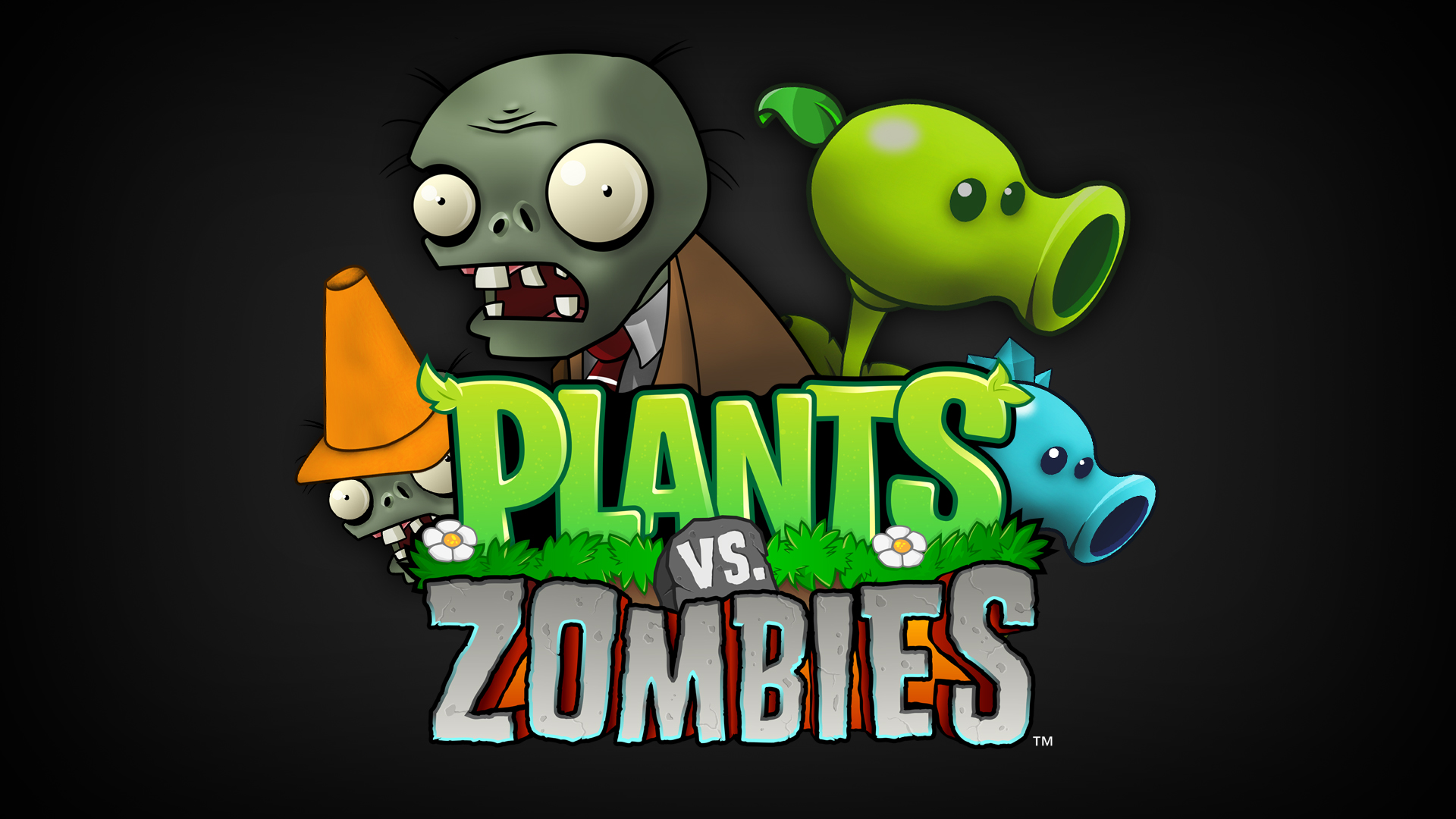Plant Vs Zombies Wallpaper
