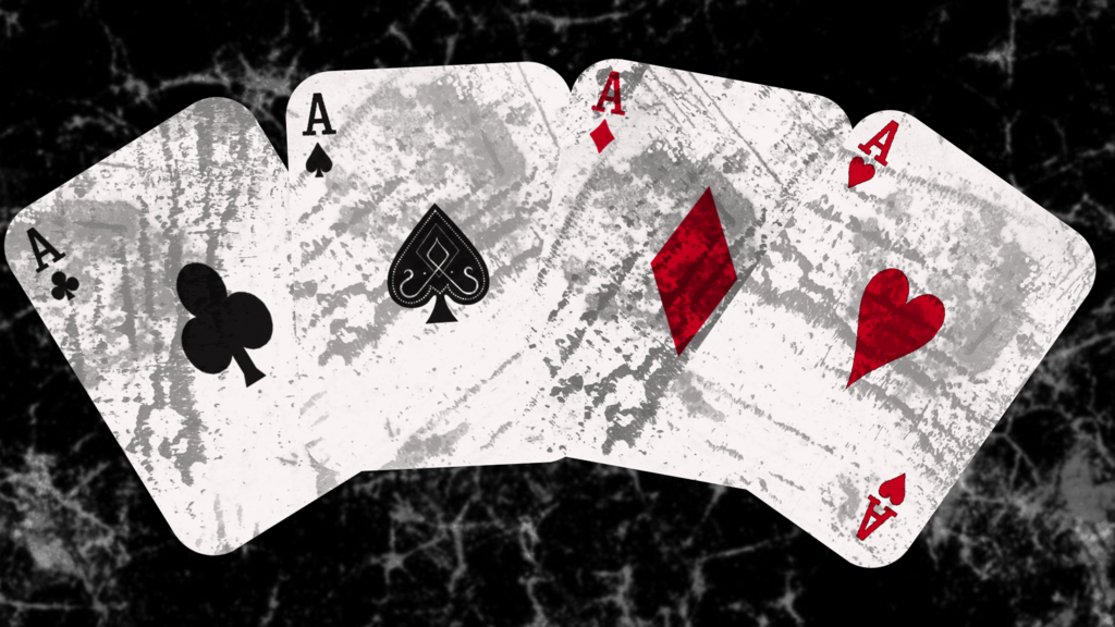 Playing Cards Wallpaper