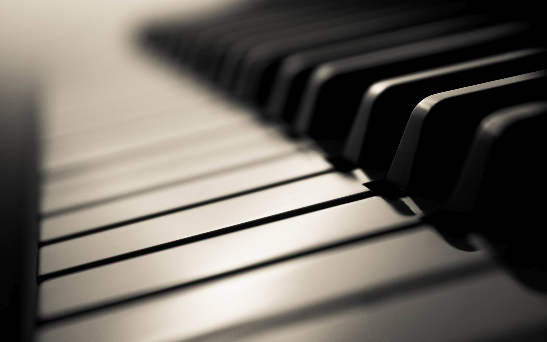 Playing Piano Wallpaper