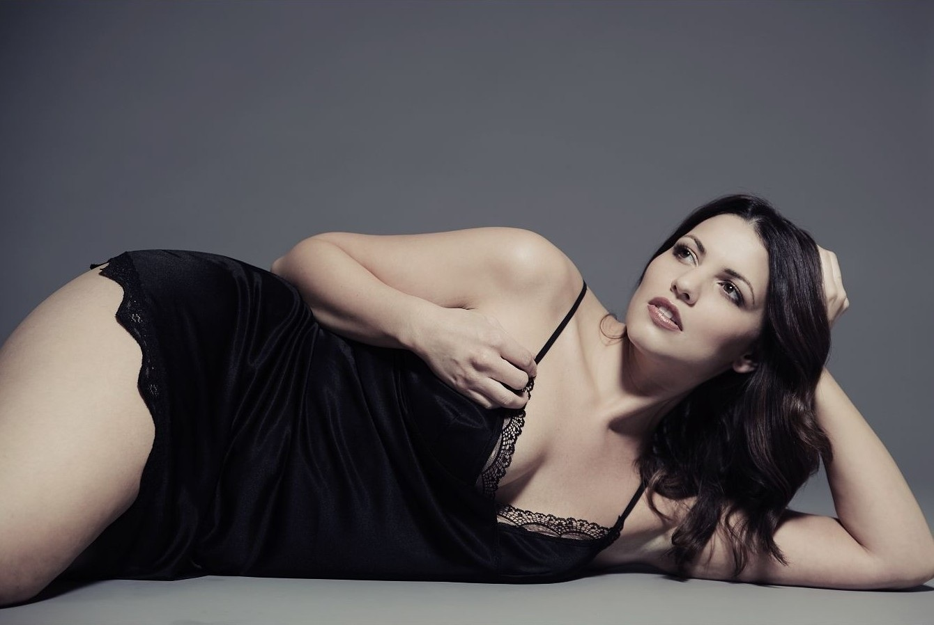 Plus Size Model Wallpaper