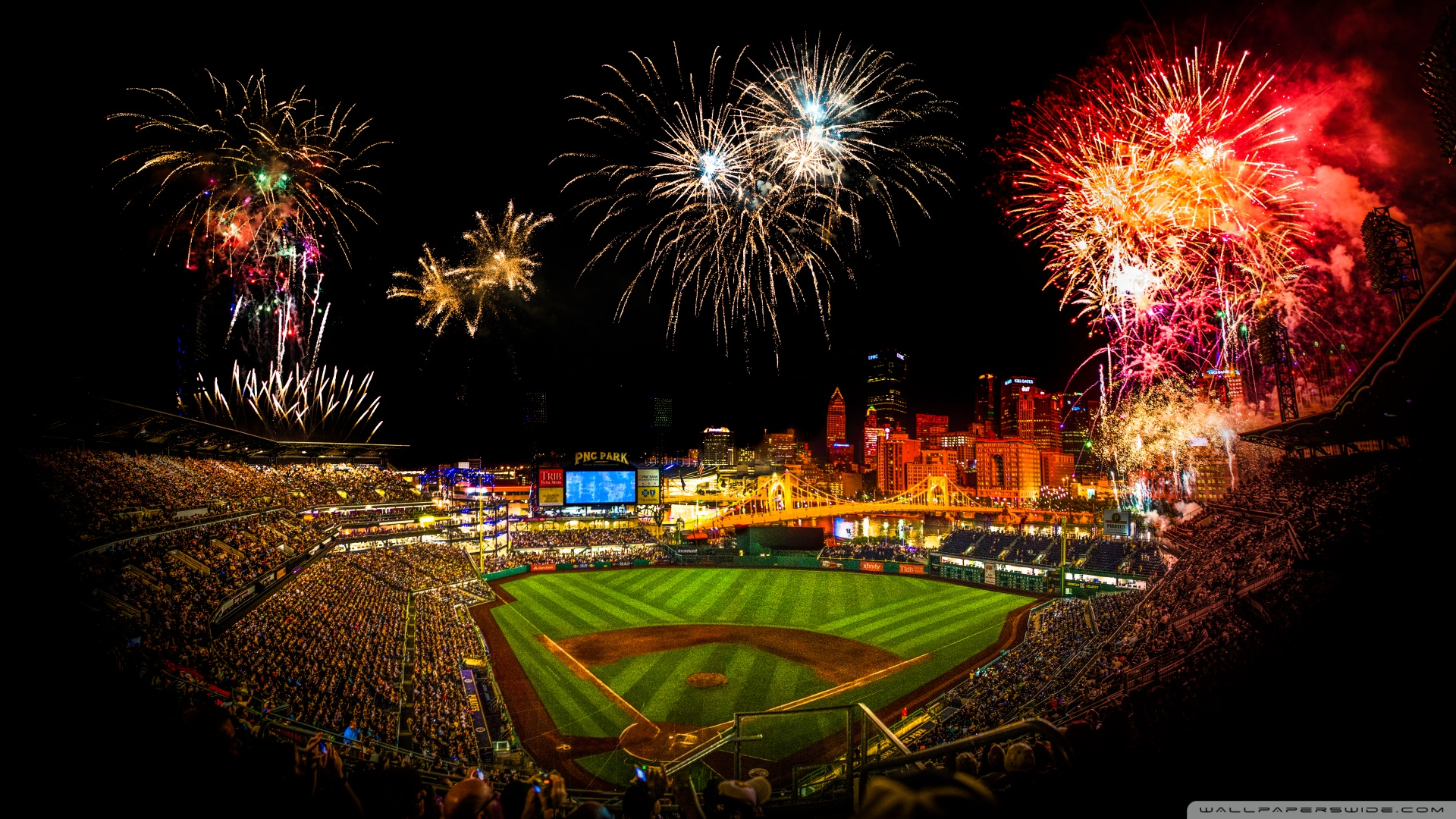 Pnc Park Wallpaper