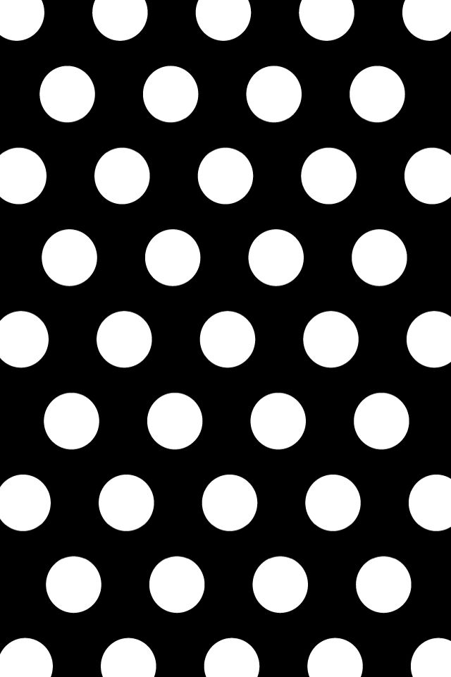 Polka Dot Iphone Wallpaper