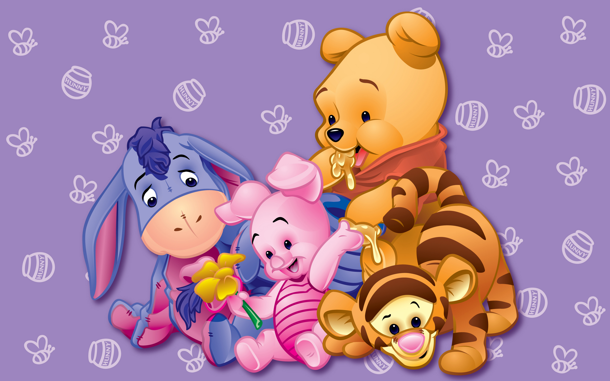 Pooh Pictures Wallpaper