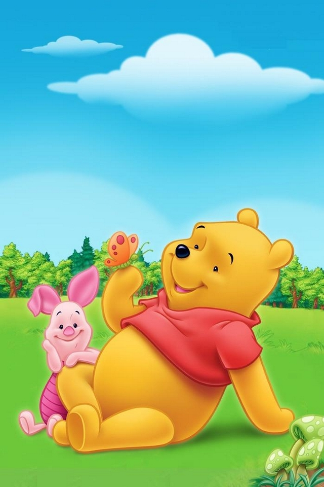 Pooh Wallpaper Iphone