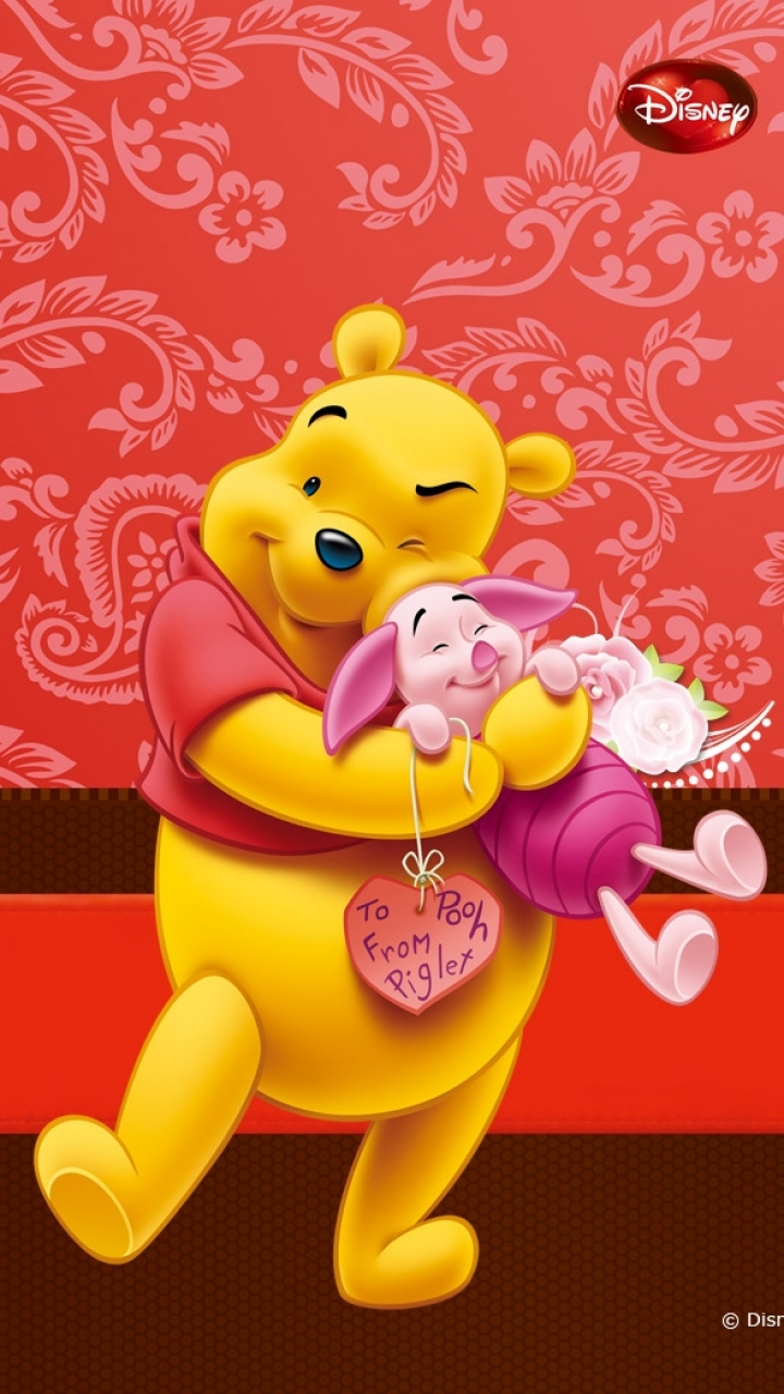 download pooh wallpaper iphone gallery