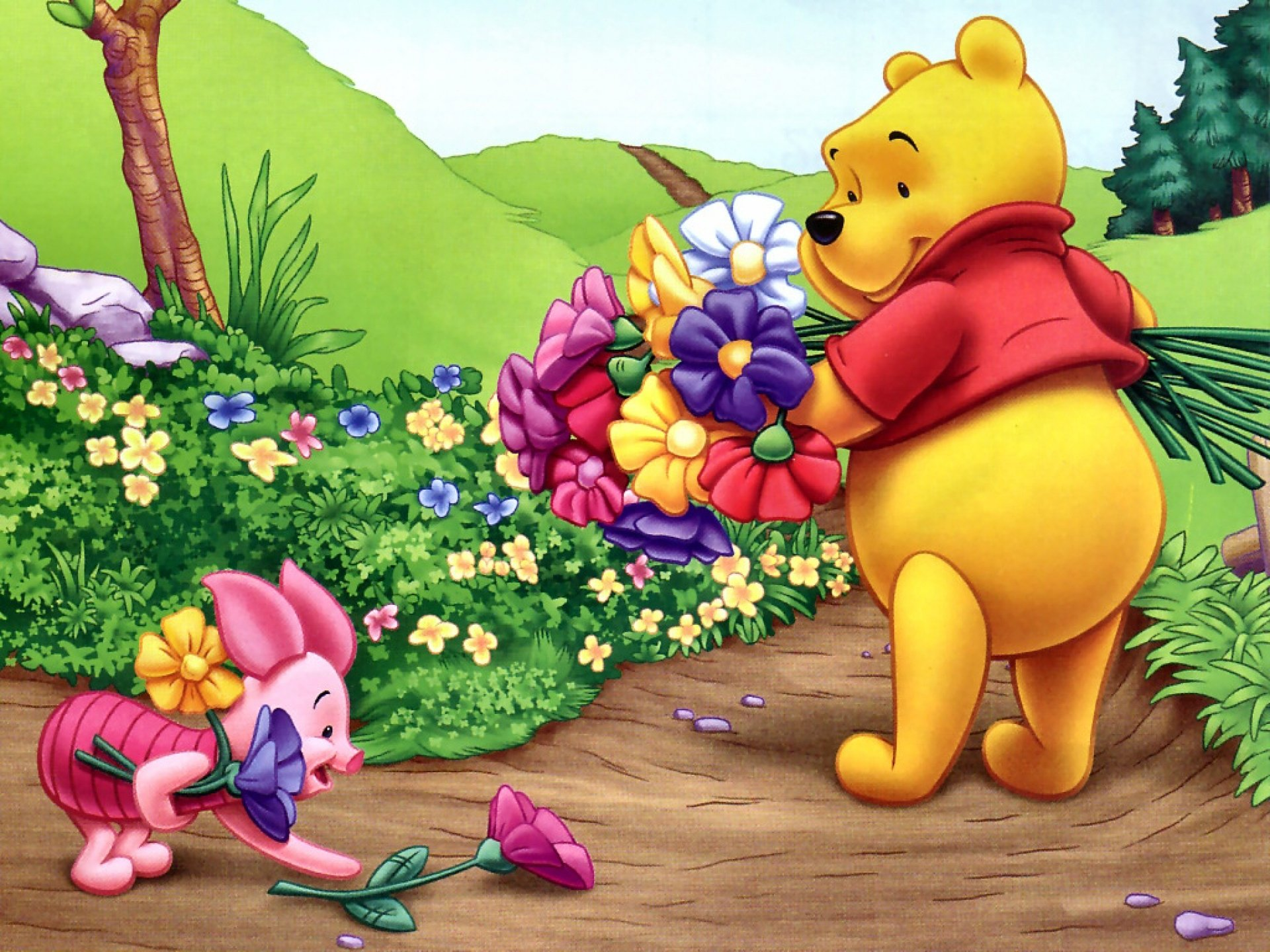 Pooh Wallpapers For Mobile