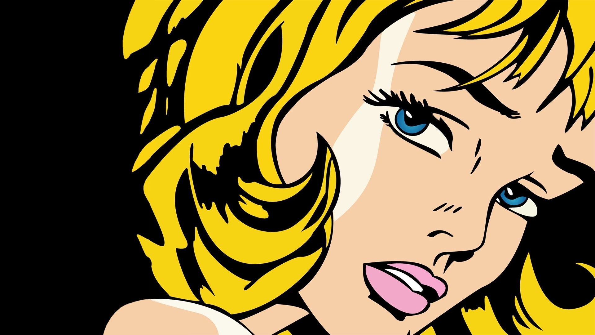 Pop Art HD Wallpaper