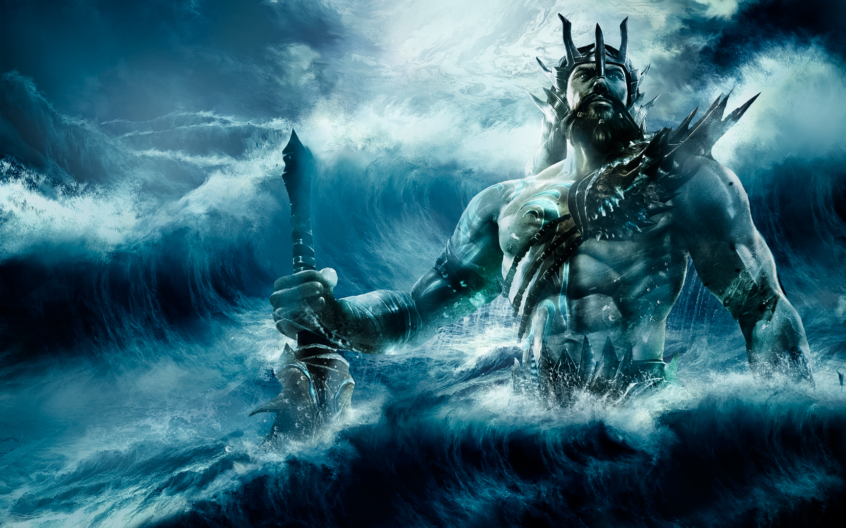 Poseidon Wallpapers