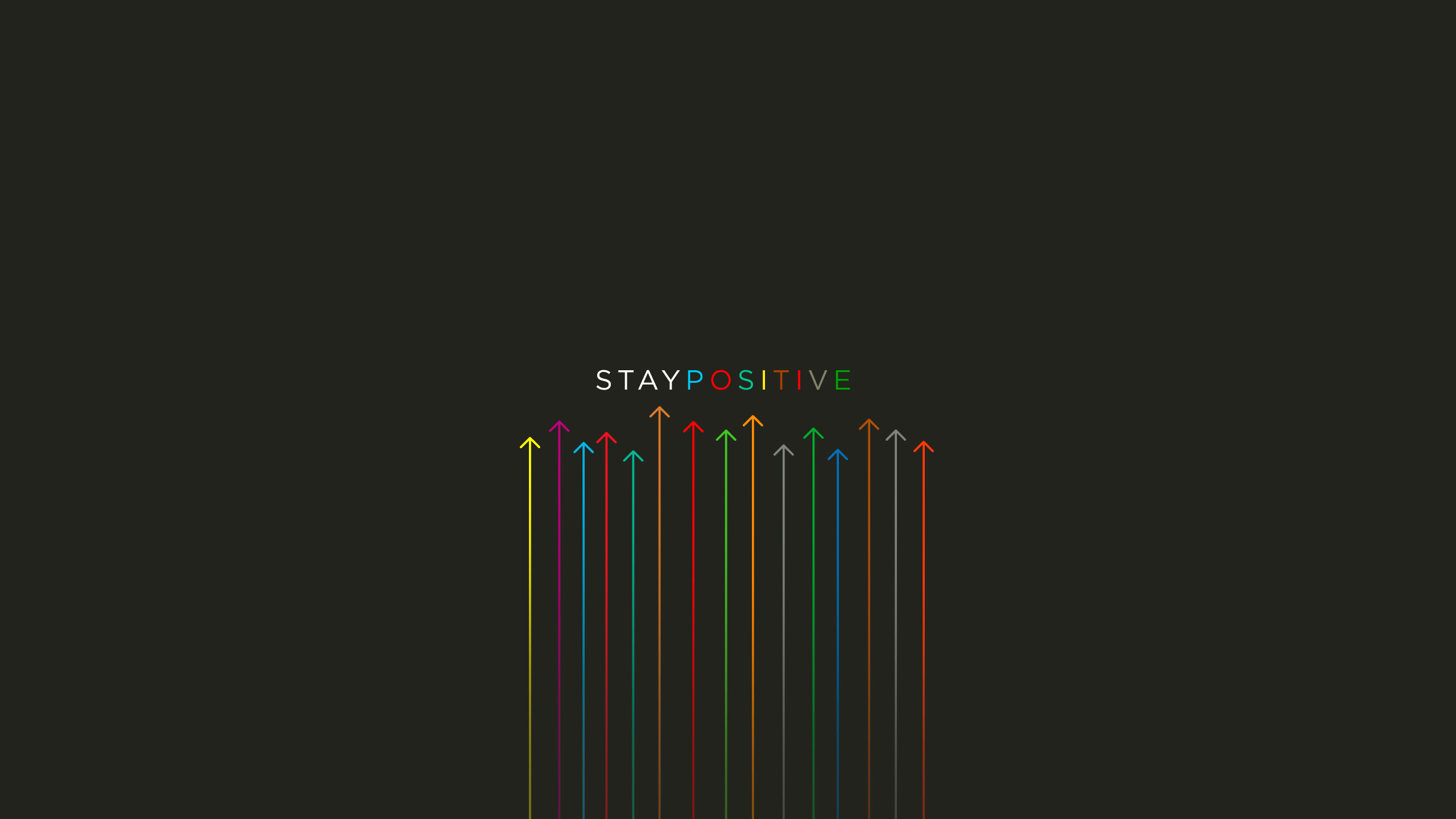 Positive Wallpaper
