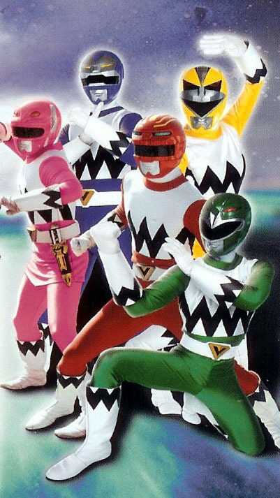 Download Power Rangers Lost Galaxy Wallpaper Gallery