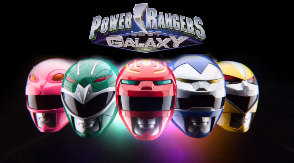 Power Rangers Lost Galaxy Wallpaper
