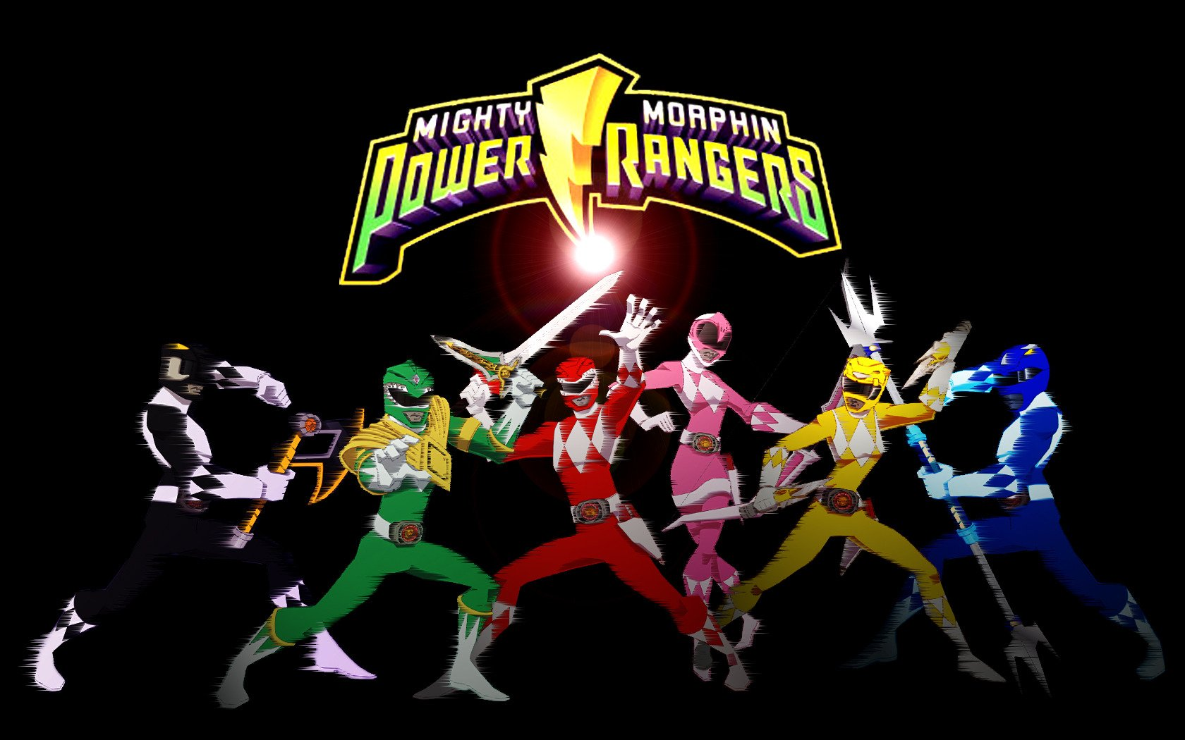Download Power Rangers Wallpapers Gallery