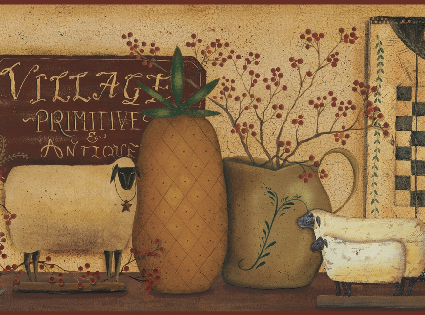 Download Primitive Country Wallpaper Gallery