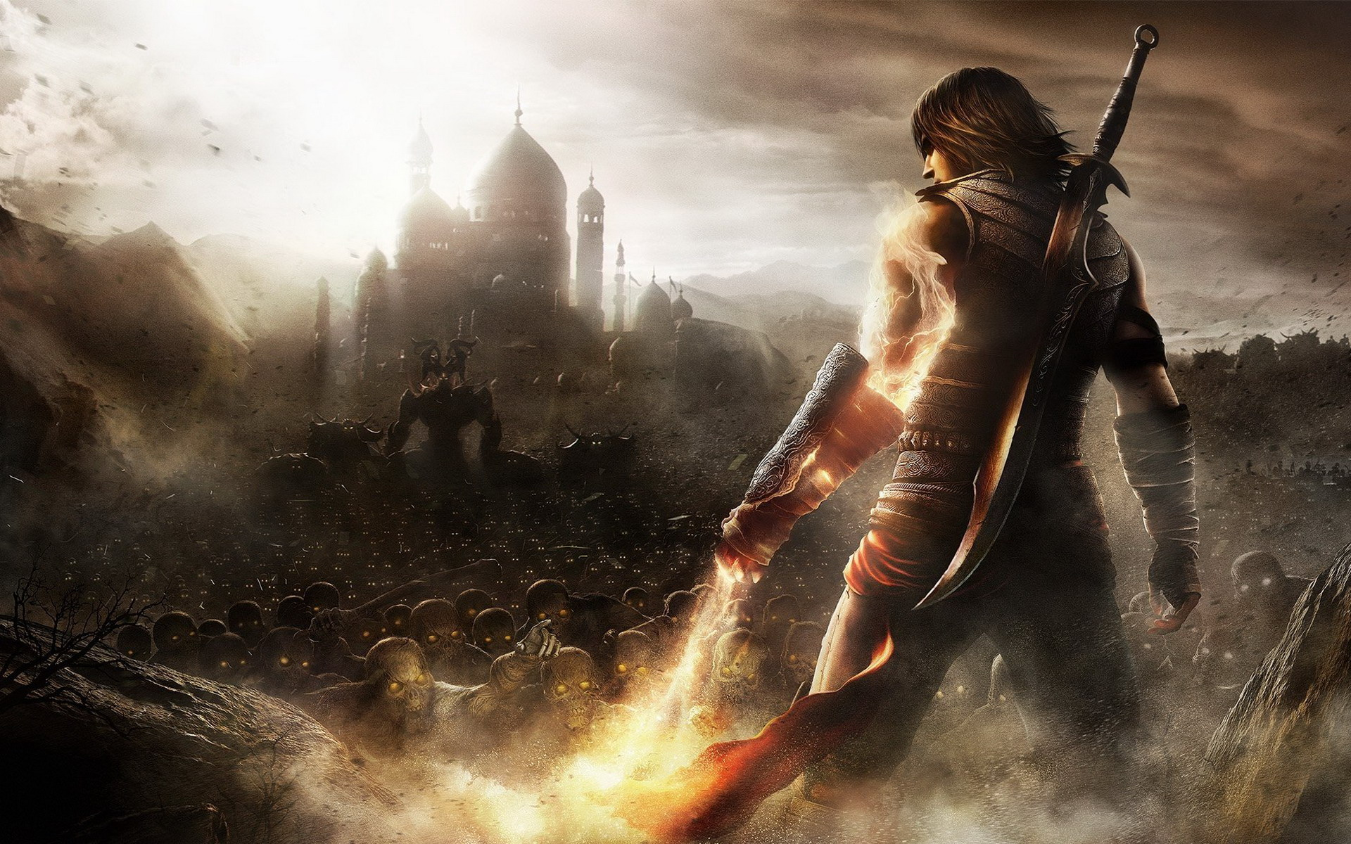 Prince Of Persia Game Wallpapers HD Free Download