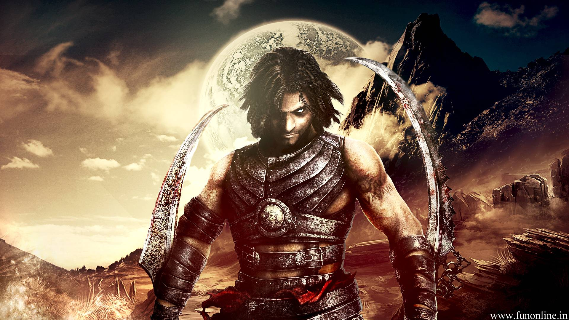 Prince Of Persia Wallpaper