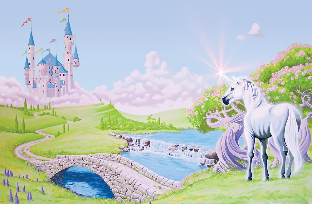 Princess Castle Wallpaper