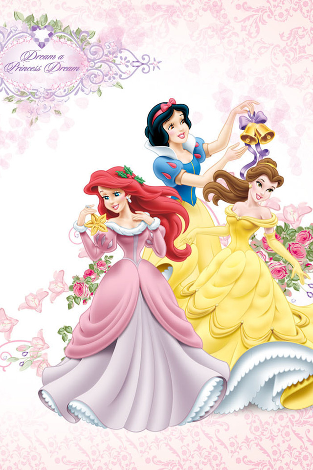 Download Princess Wallpaper For Iphone Gallery
