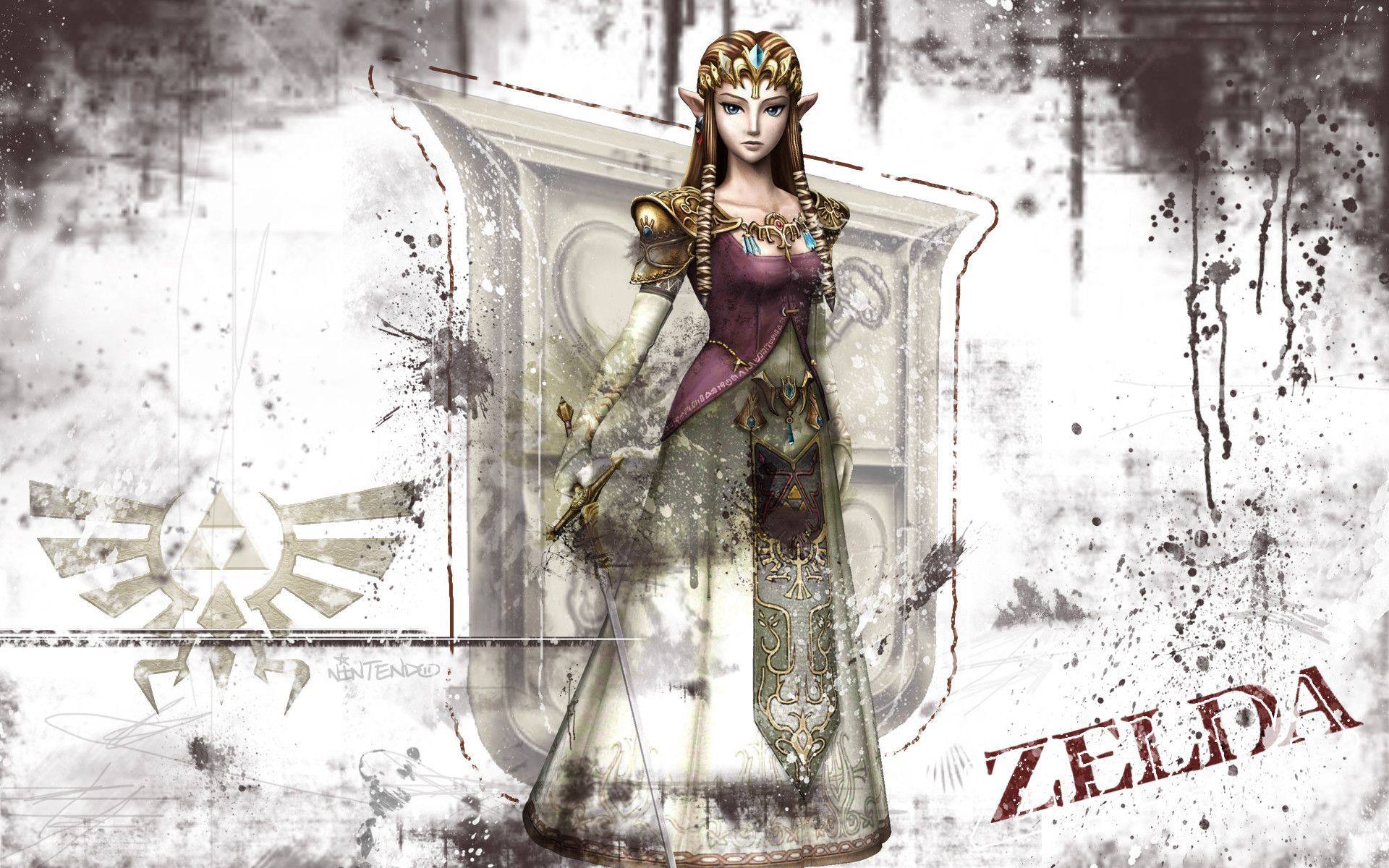 Princess Zelda Wallpapers