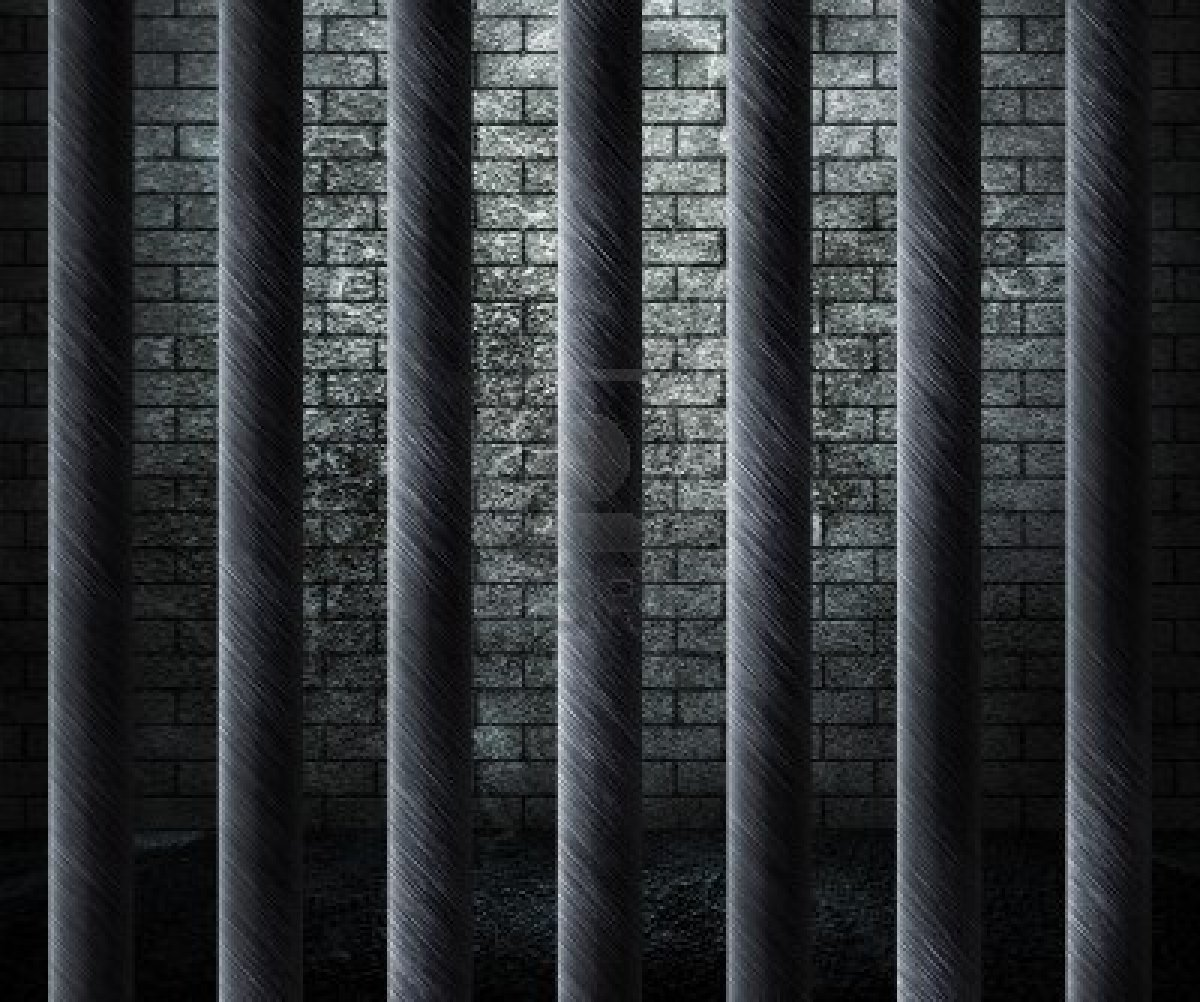 Download Prison Bars Wallpaper Gallery