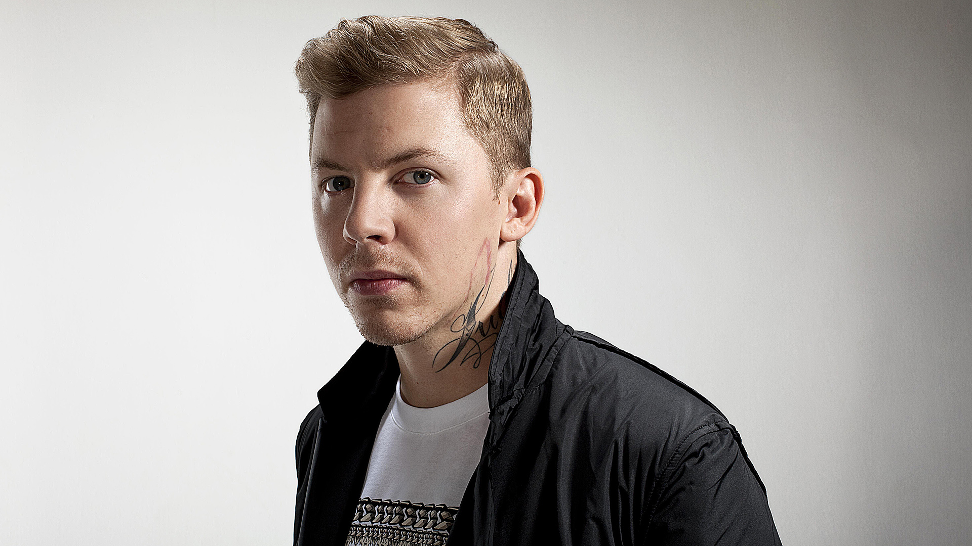 Professor Green Wallpaper