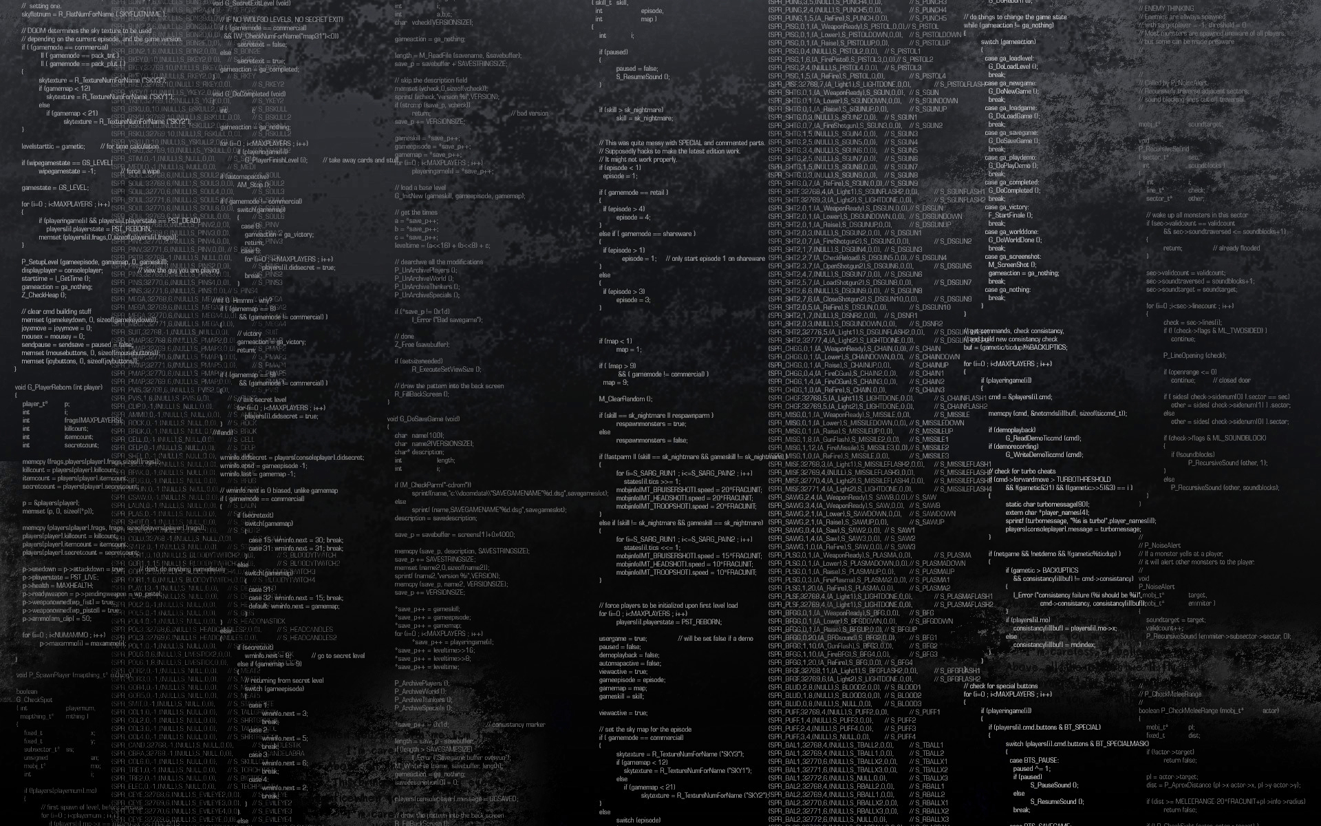 Programming Code Wallpaper