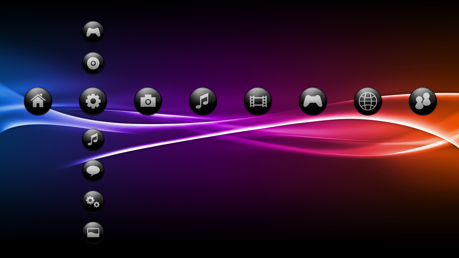Ps3 Wallpaper Themes
