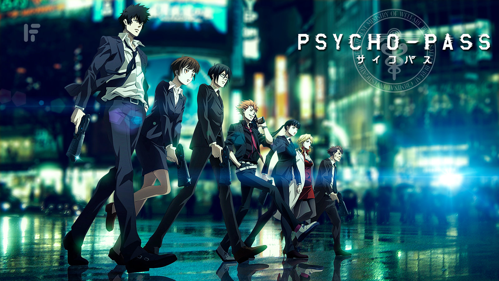 Psycho Pass Wallpaper