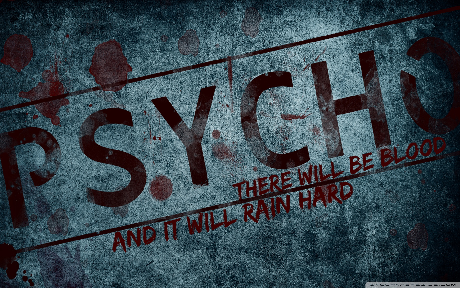 Psycho Wallpapers Free Download