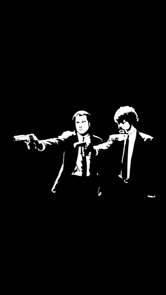 download pulp fiction iphone wallpaper gallery