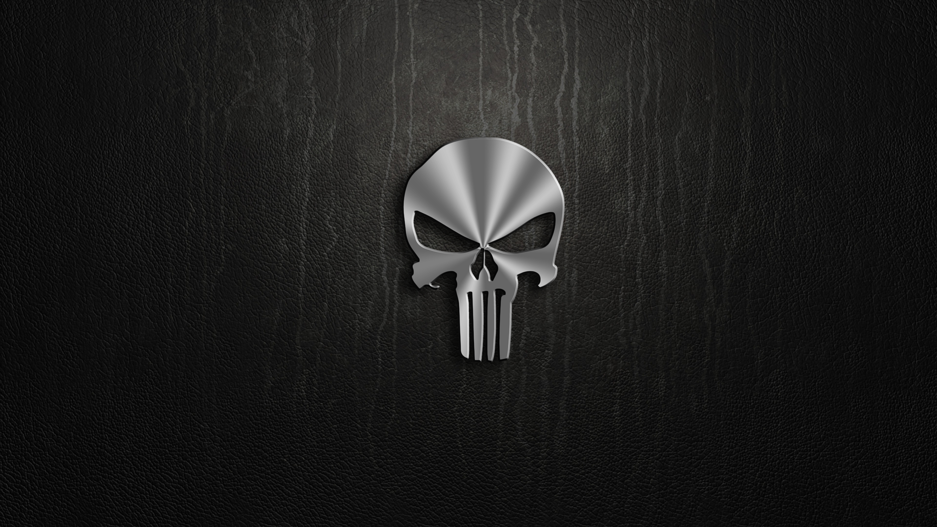 Punisher Skull Wallpaper