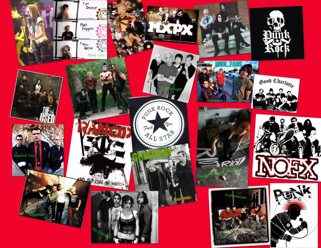 Punk Band Wallpapers