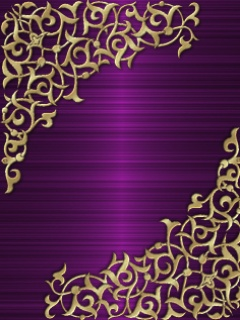 Download Purple Gold Wallpaper Gallery