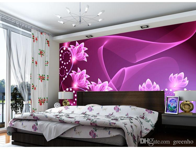 Download Purple Wallpaper For Bedroom Walls Gallery