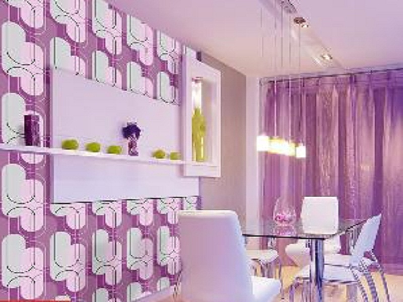 Download Purple Wallpaper For Home Gallery